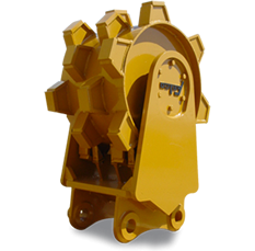 Wheel Compactor Thumb COMPACTION ATTACHMENTS