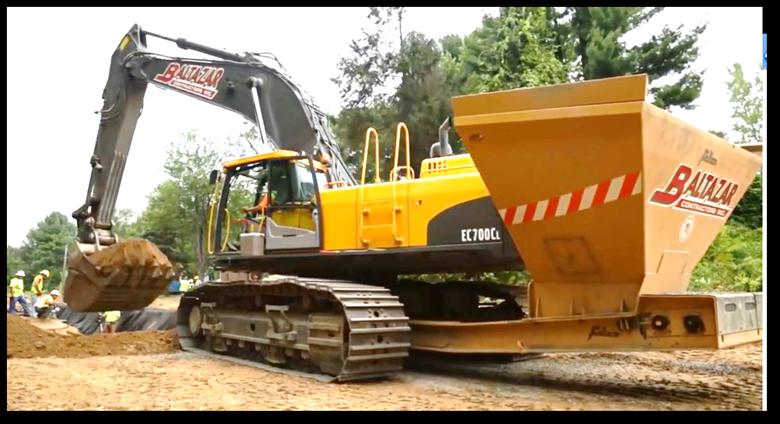 Felco Excavator