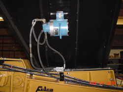 Bedding Conveyor Hopper Vibratory Kits