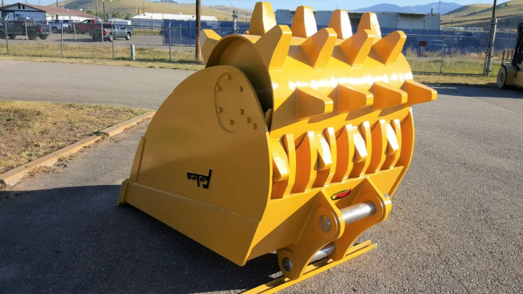 Felco Roller Compaction Bucket