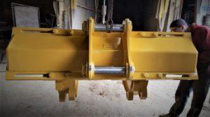 Felco Straddle Wheel - Adjustable Width