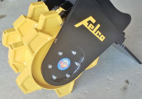 Felco Wheel Compactor