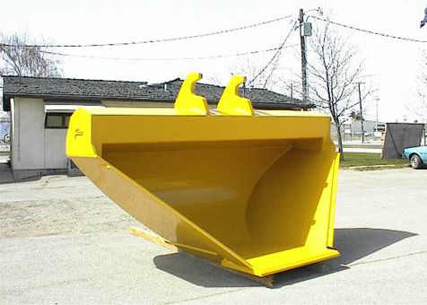 Trapezoidal Bucket from Felco