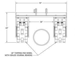 Straddle Wheel Diagram 2